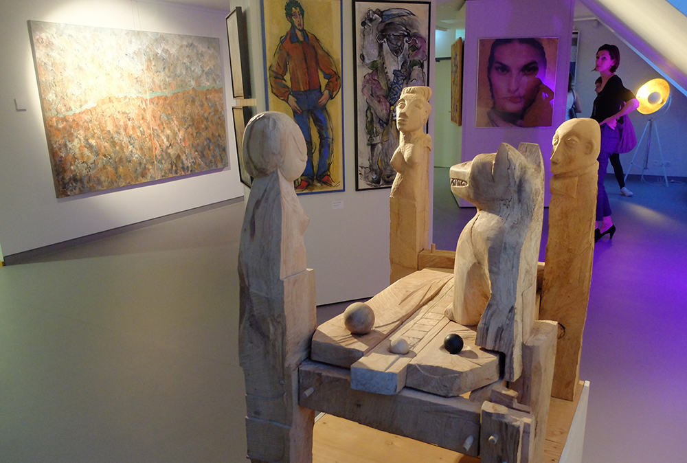 """""""Aus Salzgitter"""" –  Kunstforum Gotha"""