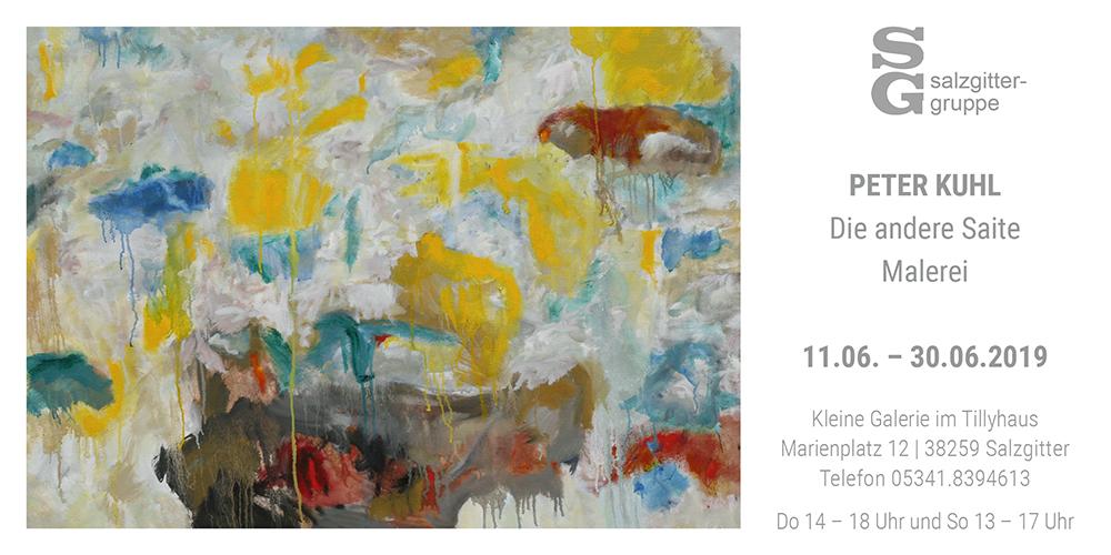 Ausstellung im Tillyhaus: Peter Kuhl