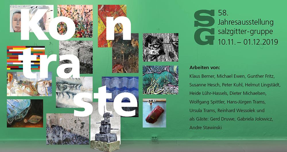 Kontraste – 58. Jahresausstellung