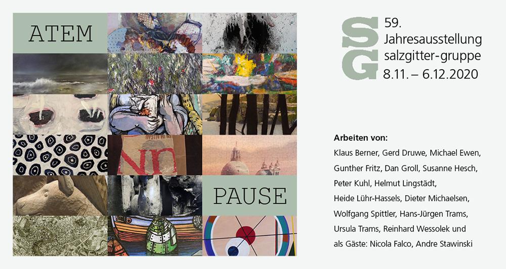 Atempause – 59. Jahresausstellung