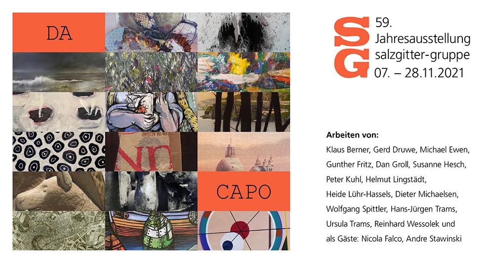Da Capo – 59. Jahresausstellung wird eröffnet